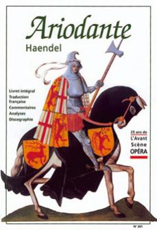 Haendel Georg Friedrich - Ariodante - L'avant Scene Opera N°201