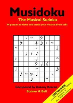 Musidoku Opus 1 - Le Sudoku Musical
