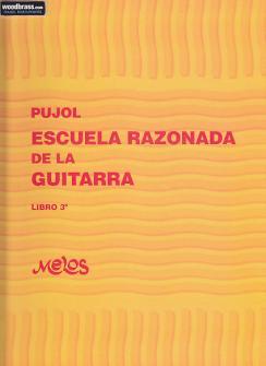 Pujol E. - Escuela Razonada De La Guitarra Vol. 3