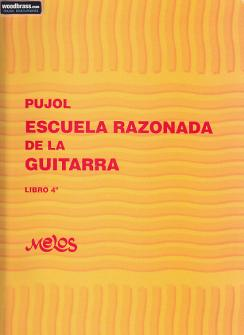Pujol E. - Escuela Razonada De La Guitarra Vol. 4