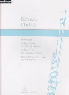 Bohuslav martinu clarinet sonatina