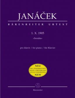 Janacek Leos - 1. X. 1905 Sonata - Piano