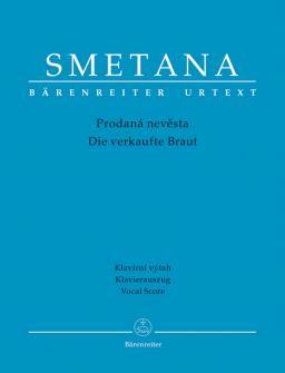 Smetana - Die Verkaufte Braut - Vocal Score