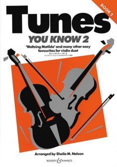 Tunes You Know   Vol. 2 - 2 Violins