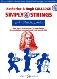 Colledge Hugh Colledge Katherine A Handel Suite String Orchestra