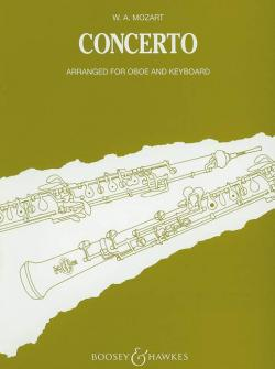 Mozart Wolfgang Amadeus - Concerto C Major  Kv 314 - Oboe And Orchestra