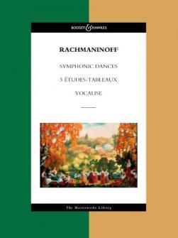 Rachmaninoff S. - Symphonic Dances / 5 Etudes-tableaux / Vocalise - Orchestra