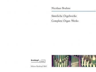 Bruhns N. - Integrale Pour Orgue