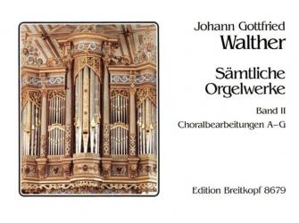 Walther J.g. - Integrale Pour Orgue Vol.2