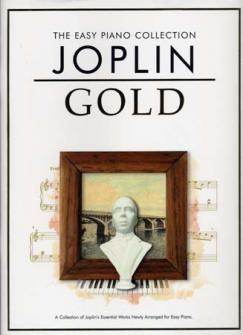 Joplin Scott - Gold Easy Piano Collection