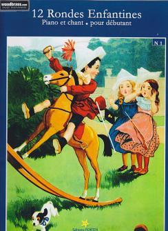 12 Rondes Enfantines Vol. 1