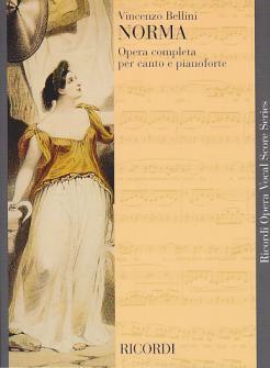 Bellini V. - La Norma - Chant, Piano
