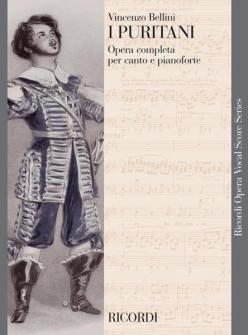 Bellini V. - I Puritani - Chant Et Piano