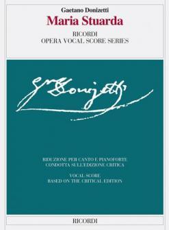 Donizetti G. - Maria Stuarda - Chant Et Piano