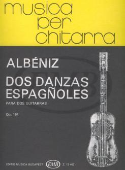 Albeniz - 2 Danses Espagnoles Op.164 - 2 Guitares