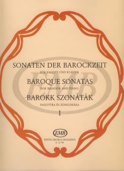 Album - Sonate Barocche Vol. 1 - Basson Et Piano