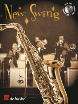 Veldkamp Erik - New Swing + Cd Alto/tenor Saxophone