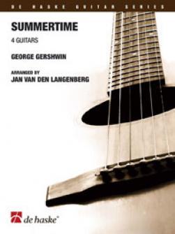 Gershwin George - Summertime - Quatuor Guitares
