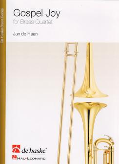 De Haan J. - Gospel Joy - Ensemble De Cuivres