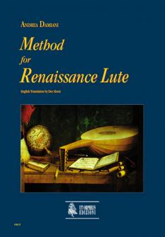 Damiani Andrea - Method For Renaissance Lute (english Version)