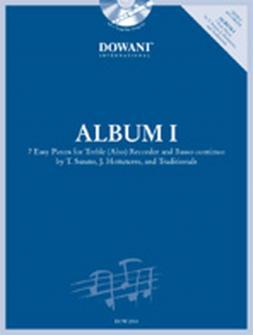 Album Vol.1 - Flute A Bec Alto, Bc
