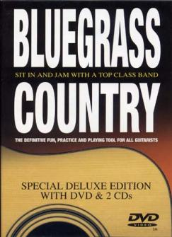 Bluegrass Country + 2 Cd