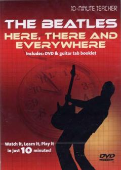 Beatles (the) - Here, There And Everywhere - Dvd 10-minute Teacher - Guitare