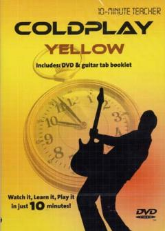 Coldplay - Yellow - Dvd 10-minute Teacher - Guitare