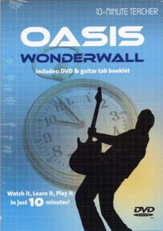 Oasis - Wonderwall - 10-minute Teacher - Guitare