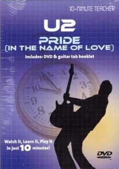 U2 - Pride (in The Name Of Love) - 10-minute Teacher - Guitare