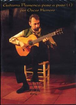 Herrero Oscar - Guitare Flamenca Pas A Pas Technique De Base Vol. Dvd