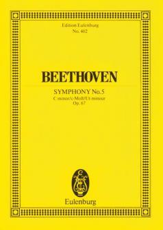Beethoven Ludwig Van - Symphony No 5 C Minor Op 67 - Orchestra