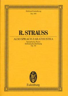 Strauss Richard - Ainsi Parlait Zarathoustra Op.30 - Orchestra