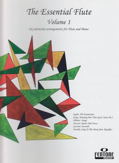 Essential Flute Vol.1 - Flute, Piano