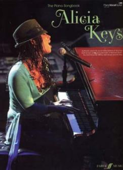Keys Alicia - Piano Songbook - Pvg