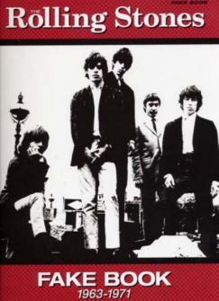 Rolling Stones - Fake Book 1963-1971