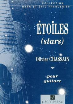Chassain Olivier - Etoiles - Guitare
