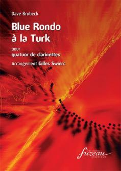 Brubeck Dave - Blue Rondo A La Turk - Quatuor Clarinettes