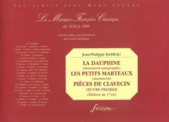 Rameau J.p. - Piece De Clavecin, Oeuvre Premier La Dauphine, Les Petits Marteaux