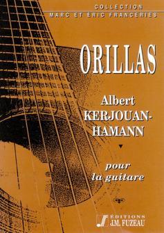 Kerjouan Hamann A. - Orillas - Guitare