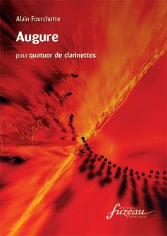 Fourchotte A. - Augure - Quatuor Clarinettes