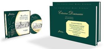 Pasquini B. - L'oeuvre Pour Clavier 1ere & 2eme Partie + Cd Audio, Manuscrit Autographe 1702
