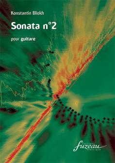Bliokh Konstantin - Sonata N°2 - Guitare