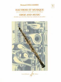 Delcambre Bernard - Hautbois Et Musique Vol.1
