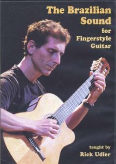 Udler R. - Brazilian Sound For Fingerstyle Guitar