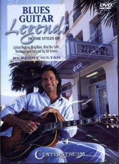 Sultan Kenny -  Blues Guitar Legends