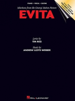 Evita Selections From Motion Picture - Pvg