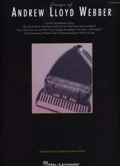 Webber A.l. - 10 Songs - Accordion
