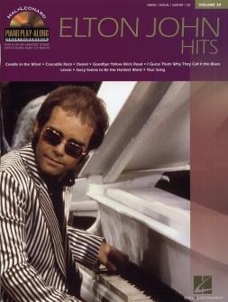 John Elton - Piano Play Along Vol.30 + Cd