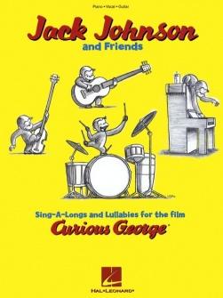 Johnson Jack - Curious George - Pvg